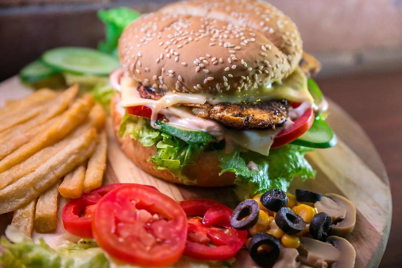 Quelques recettes pour un hamburger healthy